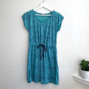 Dresses & Skirts - Blue T-shirt Dress